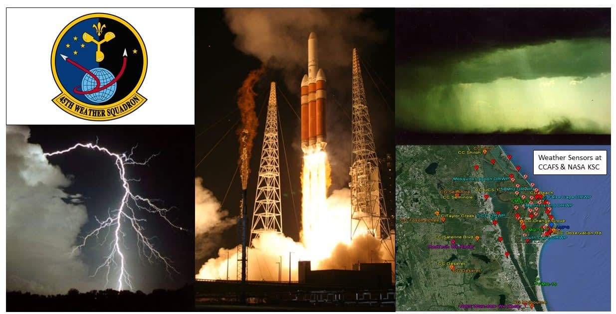 Weather research requirements for America's Space Program in Florida
