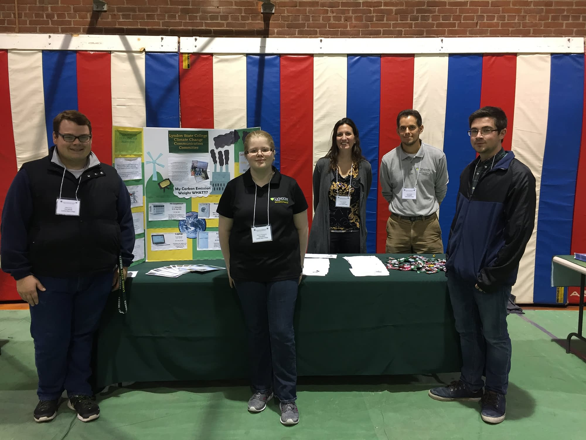 ATM Students and Faculty Attend Youth Environmental Summit