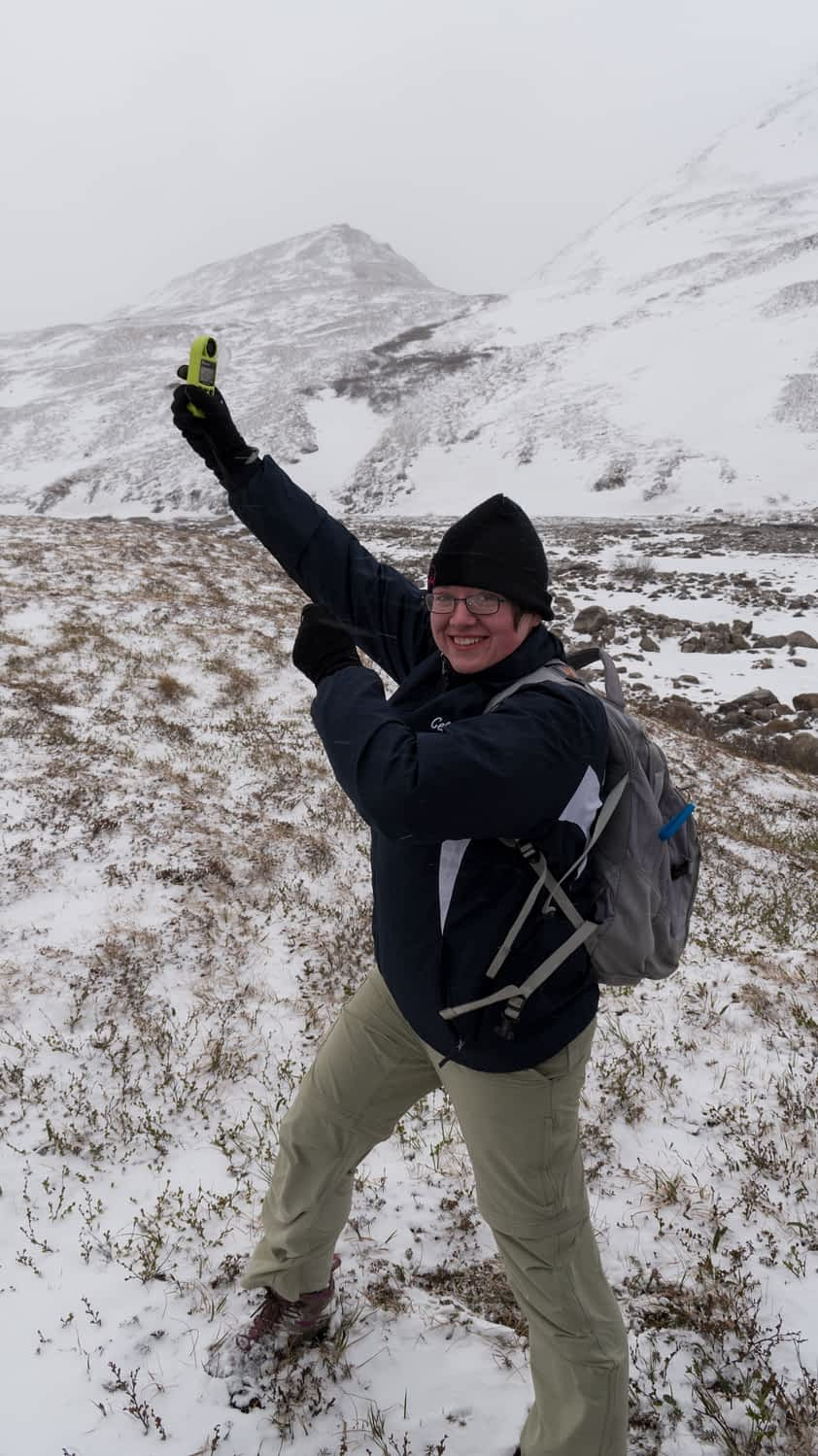 Celia Fisher participated in a 10-week summer research internship at the National Weather Service office in Fairbanks, Alaska as part of the NOAA Ernest F. Hollings Undergraduate Scholars program.