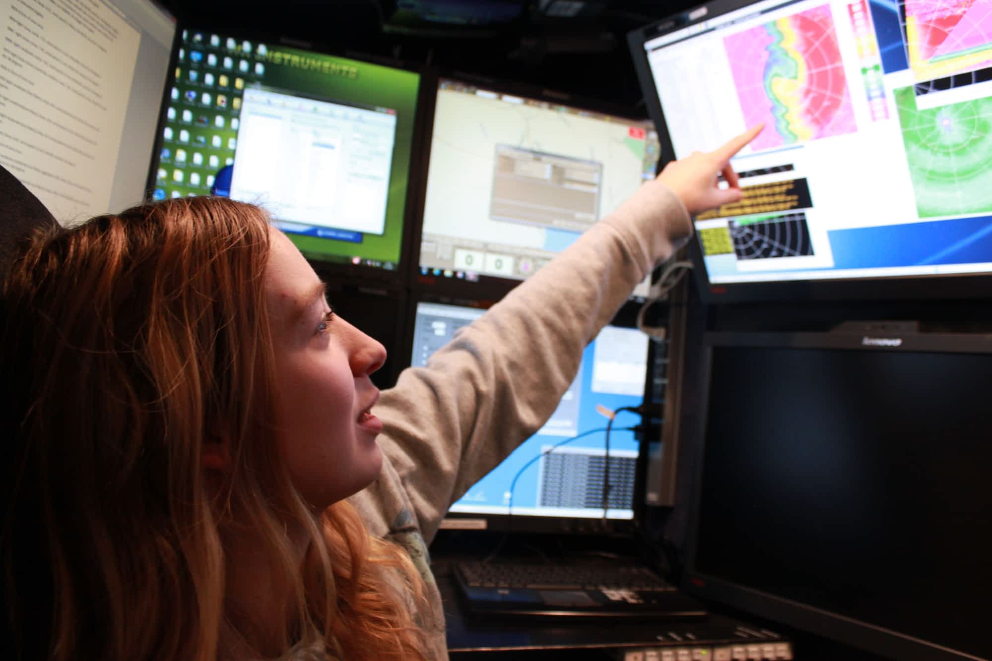 Deploying Doppler on Wheels (DOW) radar