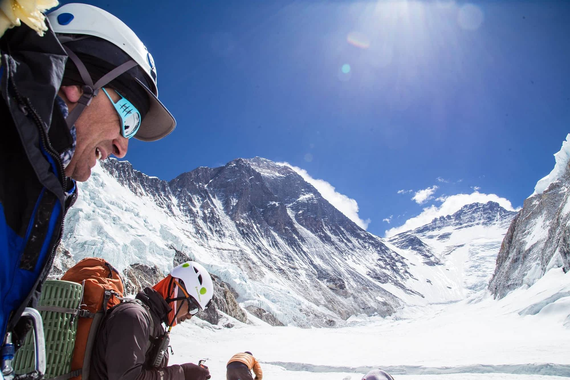 Students Provide Mount Everest Weather Forecast Support