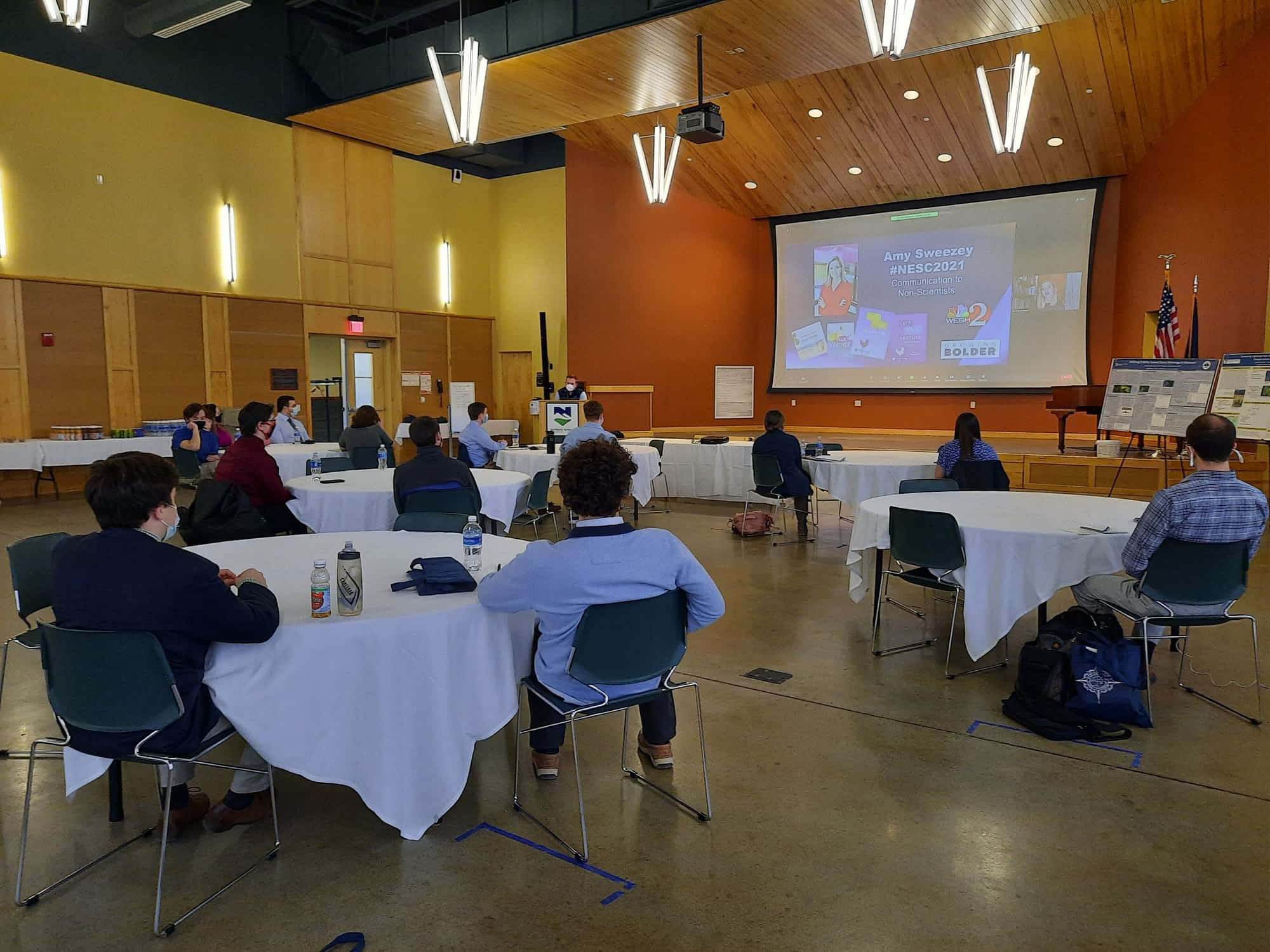 Virtual Northeastern Storm Conference a Success
